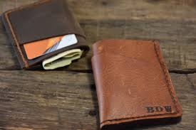 handmade personalized gifts personalized wallet mens leather wallet handmade slim wallet thin