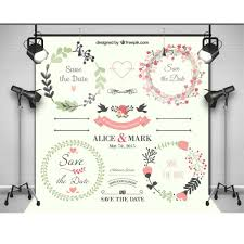 wedding backdrop name online shop allenjoy wedding welcome poster blackboard