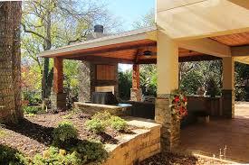 david daigle asla u2013 covered back patio for relaxing u0026 cooking