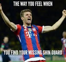 Funny Memes Soccer - missing shin guard jersey or socks soccer pinterest socks