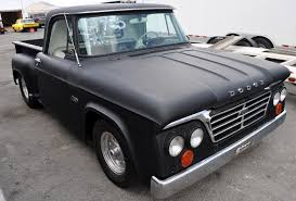 dodge truck racing just a car 60 s dodge truck ready for racing