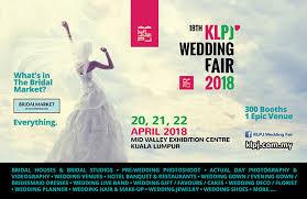 wedding shoes kuala lumpur 18th klpj wedding fair 2018 april 2018 mid valley exhibition