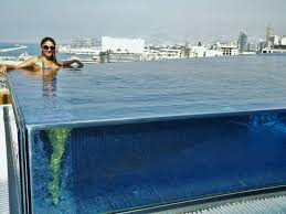 infinity pool landscaping ideas paradise pools how to build