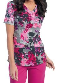 cheap print and graphic scrub tops on sale scrubs and beyond