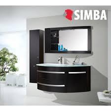 carrelage noir brillant salle de bain meuble salle de bain avec vasque noir achat vente meuble salle