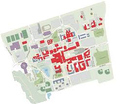 Phoenix College Campus Map by York University Keele Interactive Map