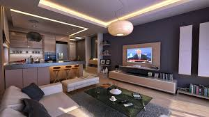 Apartment Living Room Interior Design Ideas YouTube - Interior design ideas pictures