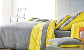 deco chambre jaune décoration deco chambre jaune et gris 18 aixen provence deco
