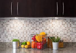 How To Make A Backsplash In Your Kitchen by Glass Subway Tiles How To Make A Little Kitchen Feel Bigger