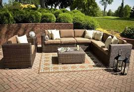 lowes outdoor side table furnitures rattan furniture type classy garden lowes garden