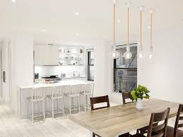 Custom Kitchen Cabinets Nyc Nyc Residential Renovation Family Apartment Marble Countertop