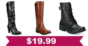 womens boots at macys macy s 19 99 s boots 69 value