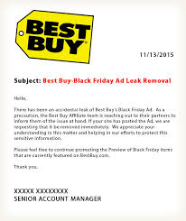 stores with the best black friday deals best buy spooky letter confirms black friday sale