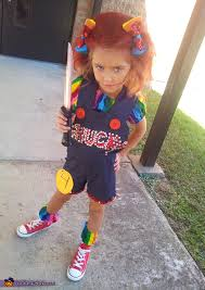 chucky costume for toddler chucky costume idea for