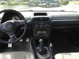 lexus is300 5 speed buy used 2003 lexus is300 sportdesign sedan 5 speed manual lsd