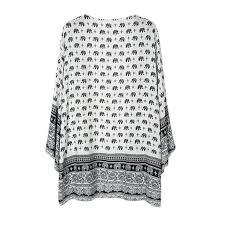 elephant blouse joymode 2017 selling s elephant blouse pattern printed