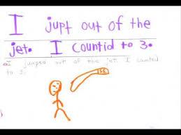 children u0027s writing sample 3 youtube