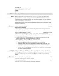 Cosmetologist Resume Example by Cosmetologist Resume Sample