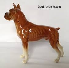 boxer dog with tail collectable vintage boxer dogs 1
