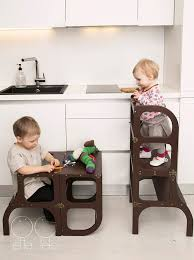 Toddler Changing Table Little Helper Tower Table Chair All In One