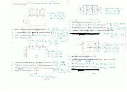 best images of series circuit worksheet parallel wiring diagram