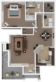 one bedroom house floor plans 1 bedroom house floor plans luxihome