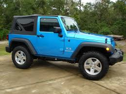 baby blue jeep wrangler surf blue baby
