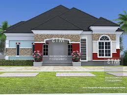 design for 5 bedroom bungalow in nigeria home combo
