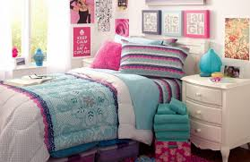 Cute Bedroom Sets For Teenage Girls Gentleman Teal Stripe Bedding Tags Teal Bedding Sets Queen Coral