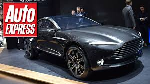 aston martin dbc interior aston martin dbx crossover concept shocks geneva youtube