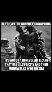 Godzilla Meme - 13 best godzilla humor images on pinterest godzilla hilarious