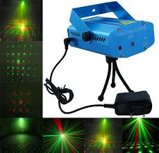 floor mounted stage lighting holiday sale blue mini laser stage lighting 150mw mini green red led