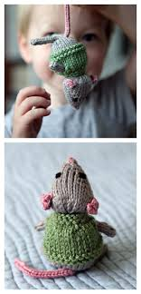 free fairies ornament knitting patterns free