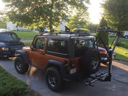 jeep kayak trailer jeep cycling u0026 kayak whatevering
