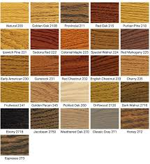 the 25 best wood stain color chart ideas on stain