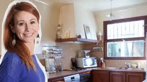 repeindre des meubles de cuisine rustique relooker une cuisine rustique repeindre les meubles de cuisine la
