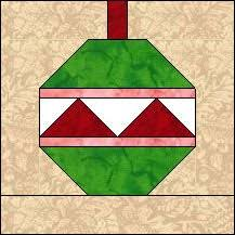 quiltville s quips snips free paper pieced ornament