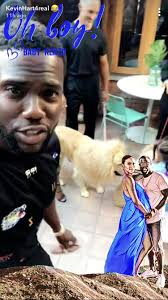 kevin hart and wife eniko parrish reveal baby name at shower