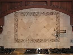 kitchen backsplash murals other kitchen decorative tile backsplash and combination mural x