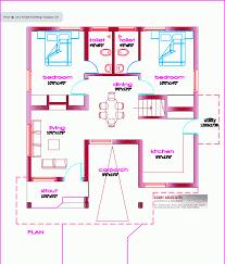 2 bedroom house plans kerala style asian 800 sqft 1200 sq feet