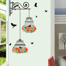 popular wall sticker butterfly cage buy cheap wall sticker wall sticker butterfly cage