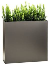 fusion collection tall rectangular planters 11 75