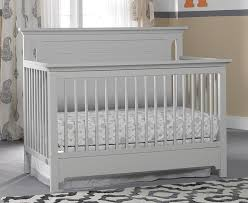 Grey Convertible Cribs Palazzo Nursery Furniture Collection Tiamo