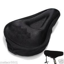 Bike Seat Upholstery Gel Bike Seat Cover Ebay