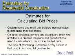 chapter 1 introduction to cost estimates what is an estimate an