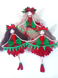 personalised christmas fairies designed by lula tuesdays fairy