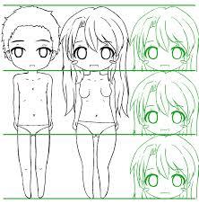 sekai u0027s blog apprendre à dessiner tutoriel le corps