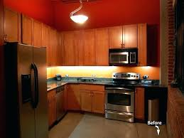 kitchen strip lights under cabinet led undercounter kitchen lights top led under cabinet kitchen