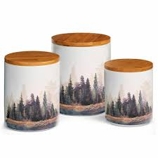 Thl Kitchen Canisters 100 Western Kitchen Canisters 100 Country Kitchen Canister