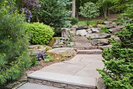 outdoor rock gardens ideas shady rock rock garden ideas for